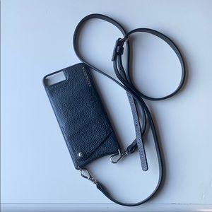 Bandolier iPhone wallet case